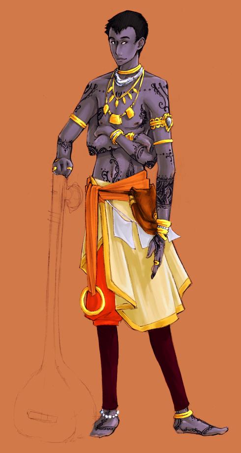 Aravindu by meggiefox