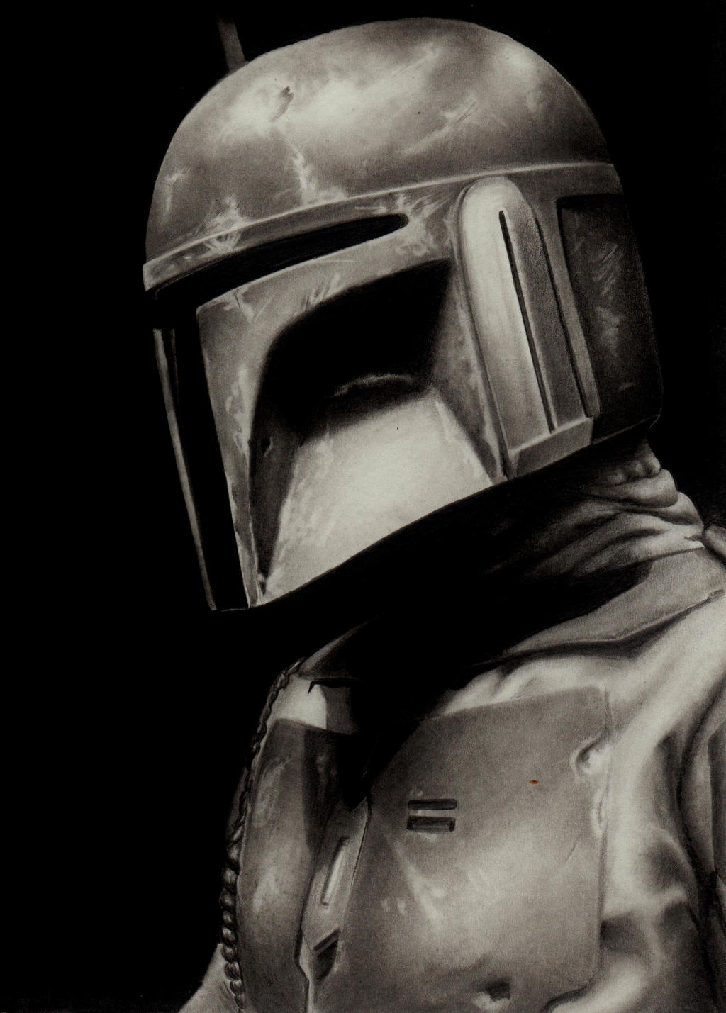 Boba Fett - No Disintegrations by Sparkypoo