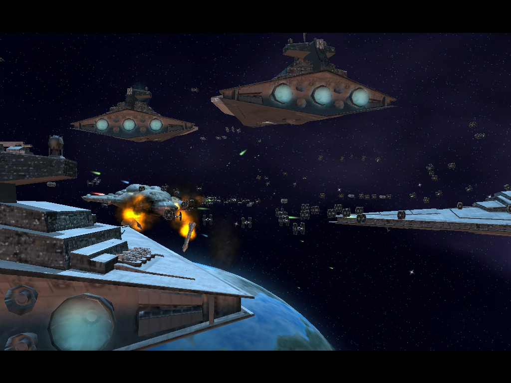 Empire at War the Battle for Alderaan by JorundShadefur