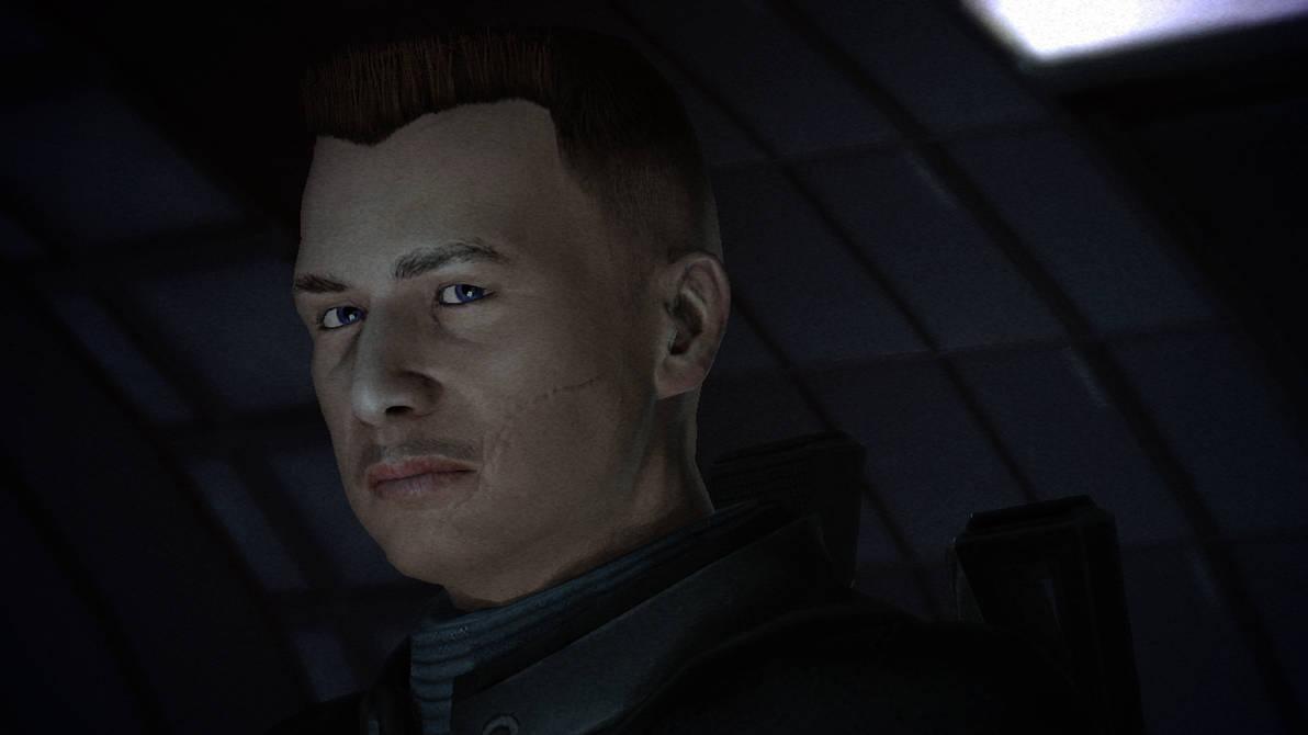 Commander Shepard by JorundShadefur