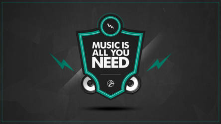 Music is all you need... And you know it!