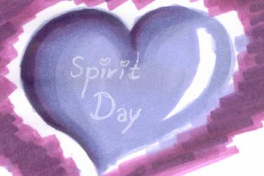 Spirit Day by Nelinia