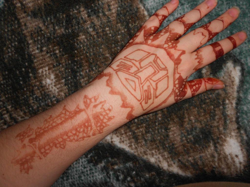 Autobot And Tattoos