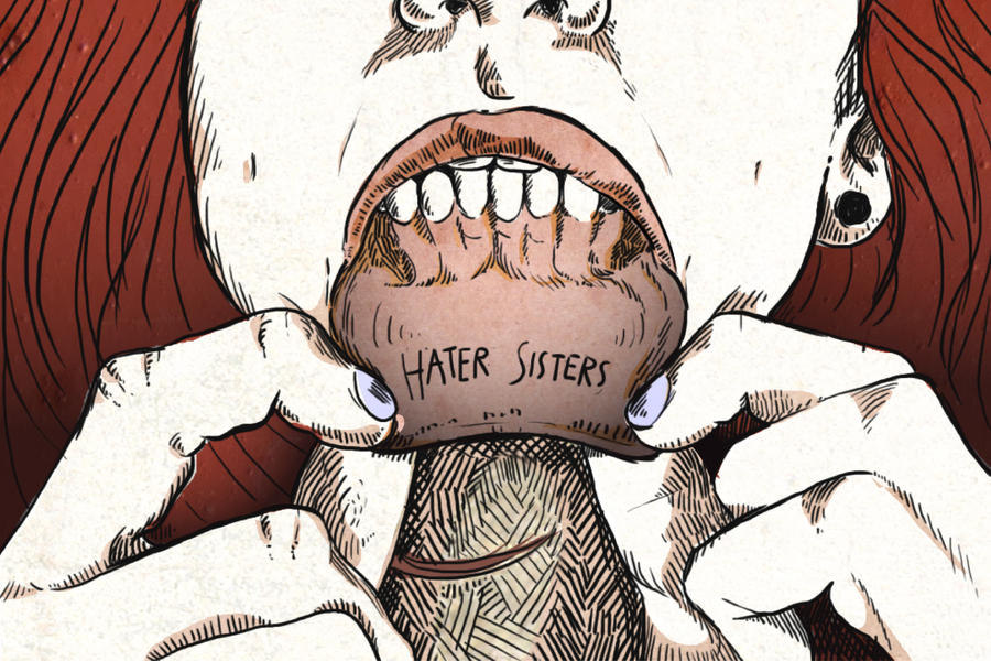 Hater Sisters by laFada