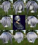 Zexion wig 2