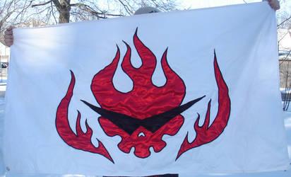 Gurren Lagann Flag