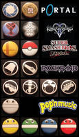 Video Game pins