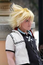 Roxas cosplay 11