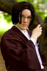 Ishida Uryuu cosplay 3