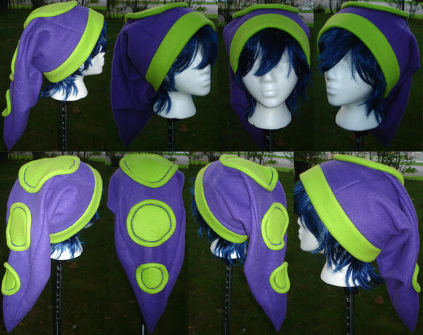 Tentacle Hat vers. 2 by invader-gir