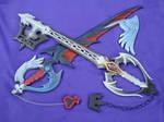 Riku's Keyblades