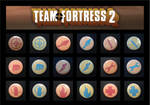 Team Fortress 2 buttons