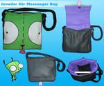 Invader Gir Messenger Bag