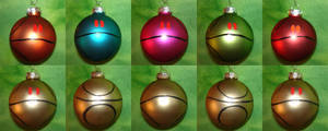 Haro Ornaments by invader-gir