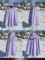 Ditto Poncho Purple by invader-gir