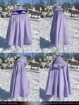 Ditto Poncho Purple