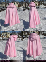 Ditto Poncho Pink by invader-gir