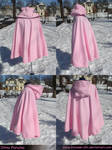 Ditto Poncho Pink