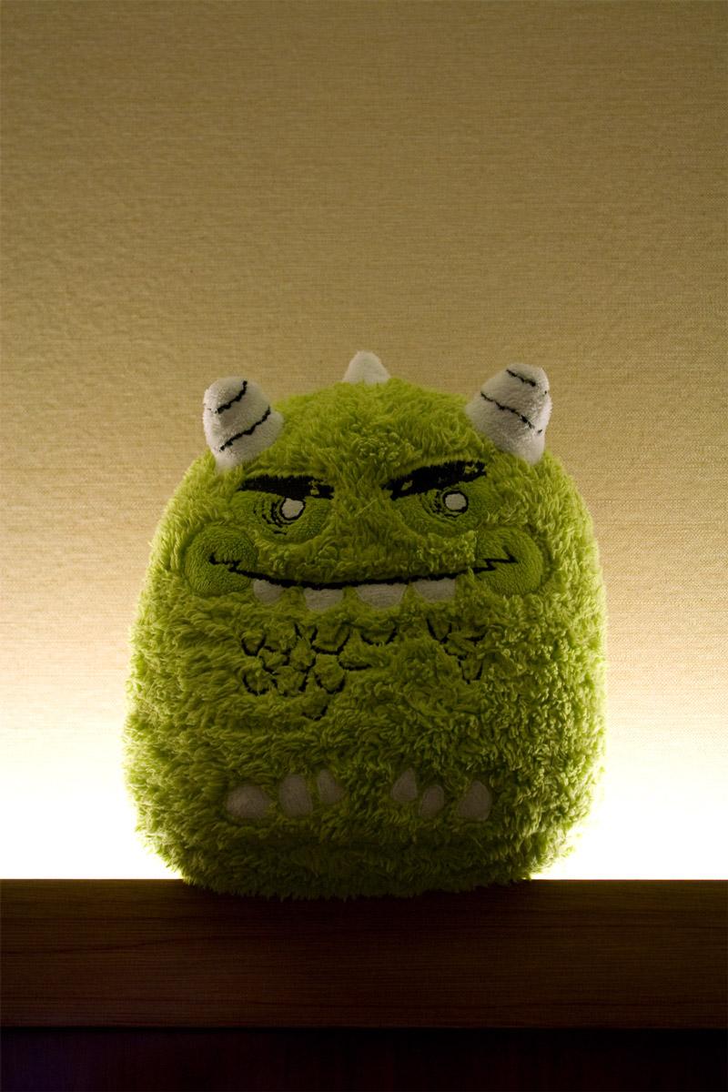 Horny Green Monster by invader-gir