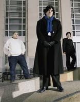 Sherlock Cosplay by invader-gir