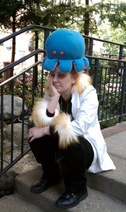 Octopus Love by invader-gir