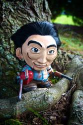 Ash Munny by invader-gir