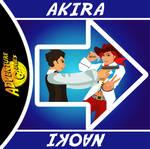 DDR arrow design akira naoki