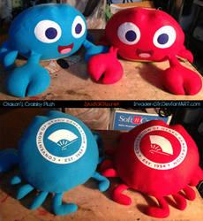 Otakon Crabby Plush