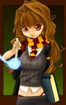 Recolor: Hermione Granger