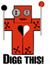 Voodoo Doll Digg Icon by mysticvoodoo