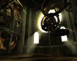 Clocktower Gears