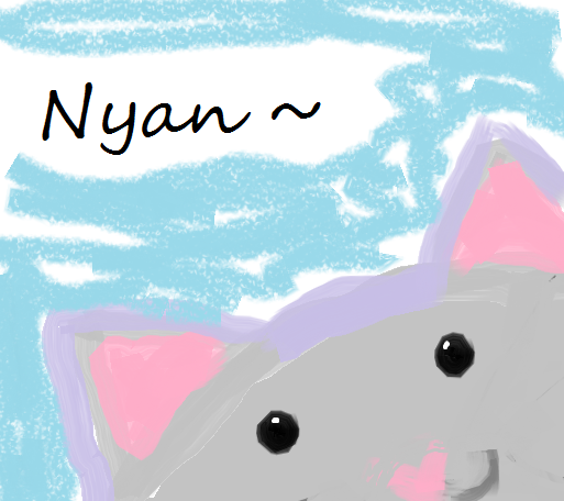 Random cat by said2bemi
