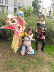 Yuripa cosplay