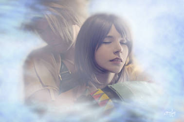 Final Fantasy X ending by ange-lady-yunashe