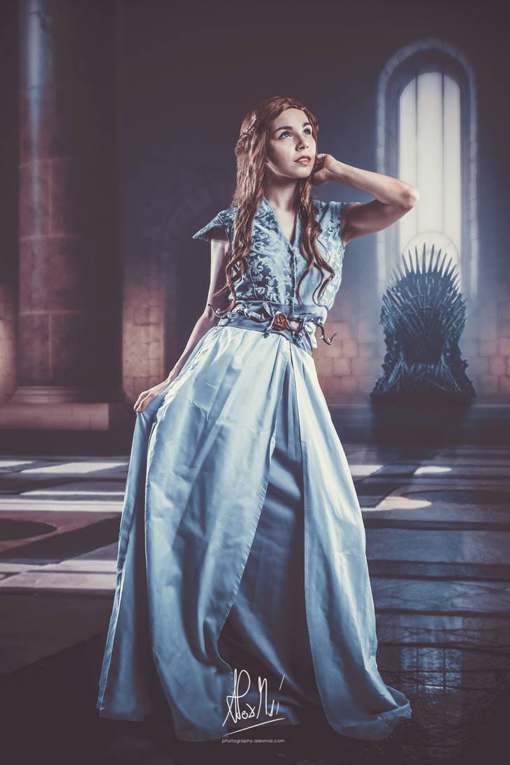Margaery Tyrell cosplay by ange-lady-yunashe