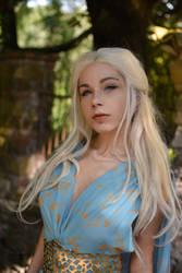 Daenerys cosplay