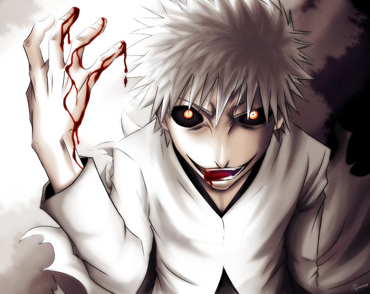 A Hydra felemelkedése 7: A rettegés háza Shirosaki_by_kyuyoukai