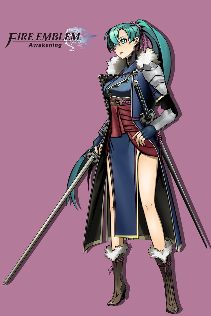 Lyn (Fire Emblem Awakening) by lehoangvu639