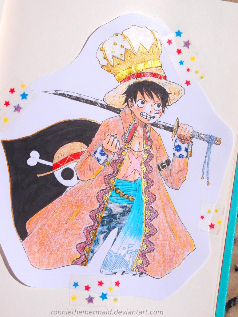 Future pirate king! by ronniethemermaid