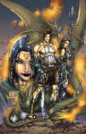 Micheal Turner Vagrant Story
