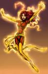 Phoneix version 2 Dark Phoenix