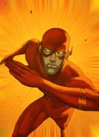 The Flash by GreeneLantern