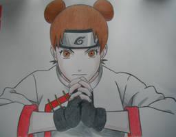 Tenten 2 - Naruto Shippuden by rossparsons