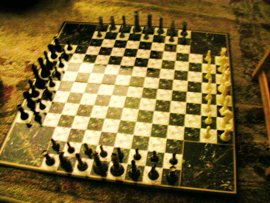 Four Player Chess Board By Goe5 On Deviantart