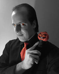 The Halloween Pimp by AnimeVeteran