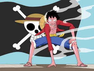 Monkey D. Luffy (Gear Second)