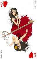 Miss Acacia by Ptirat