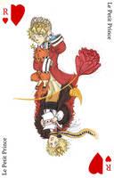 Le Petit Prince by Ptirat