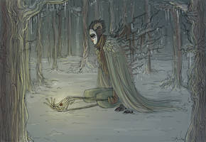 Mister Winter by Ptirat