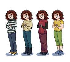 Chloe's clothes